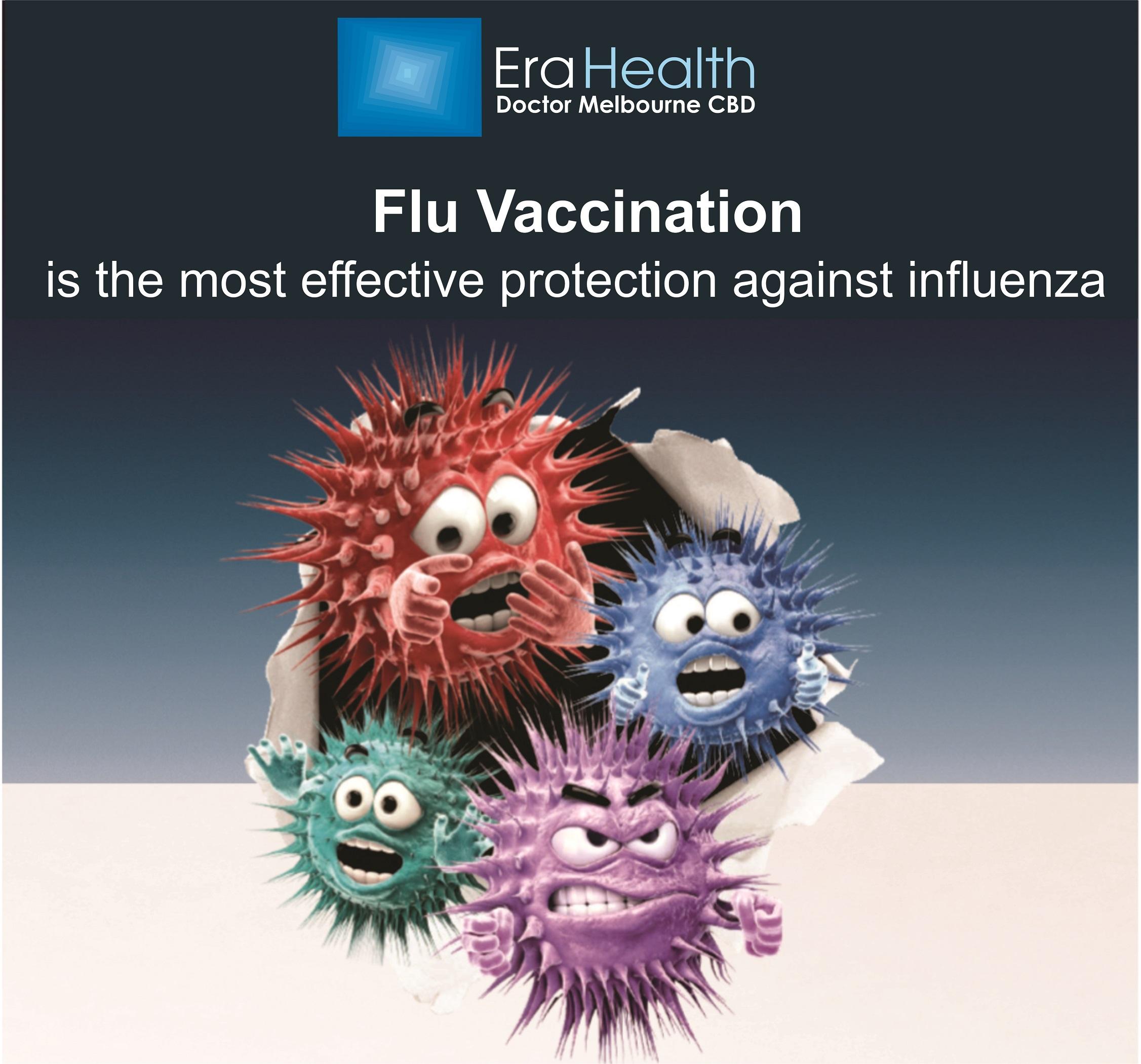 Flu Vaccination 2019 Melbourne
