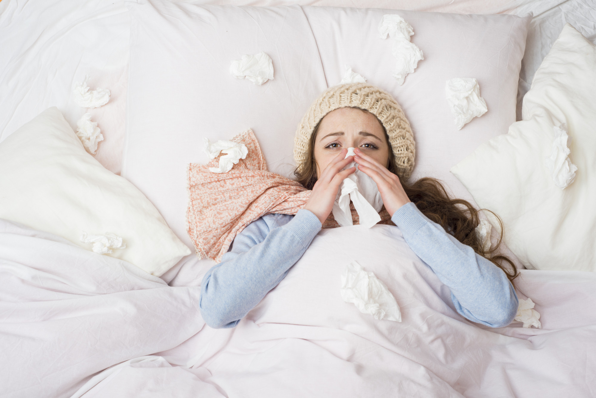 Flu vs. Cold Signs and Symptoms