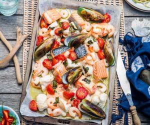 Seafood on a Keto diet Melbourne CBD